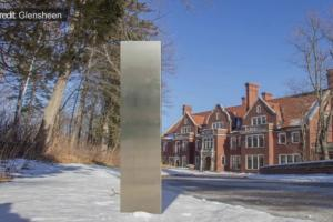 Glensheen Mansion Monolith