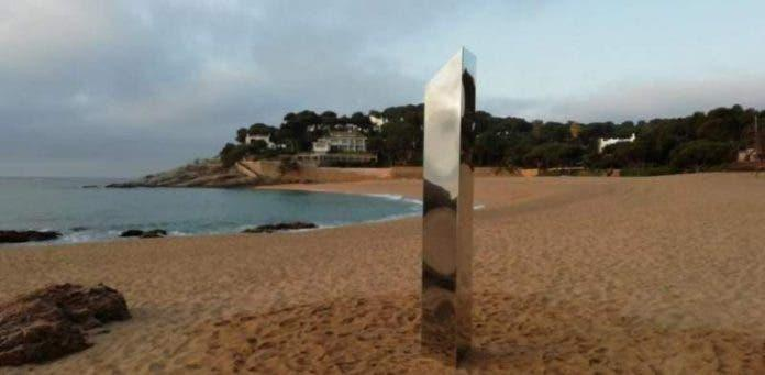 Costa Brava Monolith - Euro News Weekly Photo
