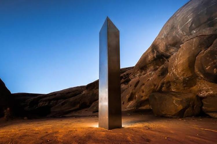Monolith Tracker Utah